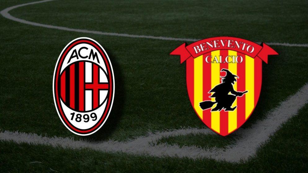 Apostas Milan x Benevento Serie A 01/05/21