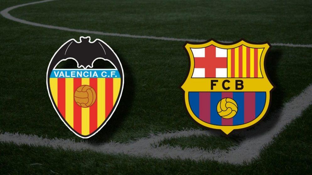 Apostas Valencia x Barcelona La Liga 02/05/21