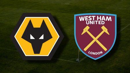 Apostas Wolves x West Ham Premier League 05/04/21