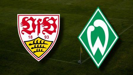 Apostas VfB Stuttgart x Werder Bremen Bundesliga 04/04/21
