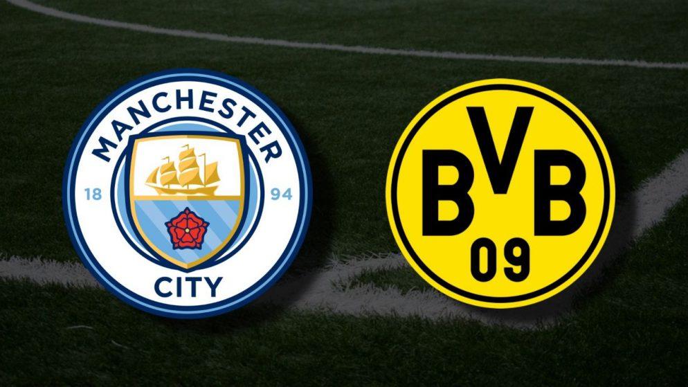 Apostas Manchester City x Borussia Dortmund Liga dos Campeões 06/04/21