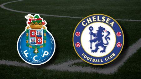 Apostas FC Porto x Chelsea Liga dos Campeões 07/04/21