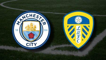 Apostas Manchester City x Leeds Premier League 10/04/21