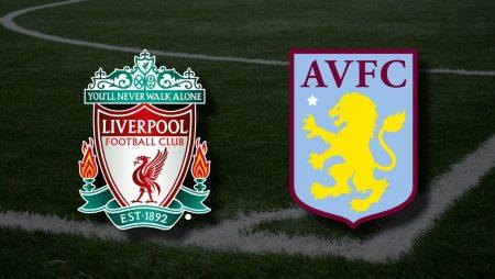 Apostas Liverpool x Aston Villa Premier League 10/04/21