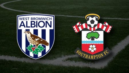 Apostas West Brom x Southampton Premier League 12/04/21