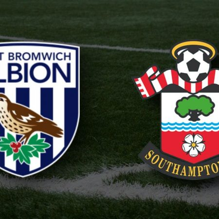 Apostas West Brom x Southampton Premier League 12/04/21