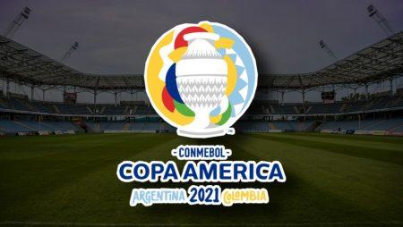 Guia de Apostas Copa América 2021