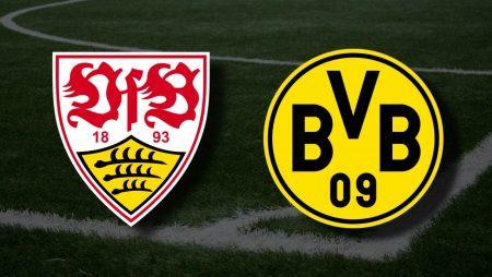 Apostas VfB Stuttgart x Borussia Dortmund Bundesliga 10/04/21