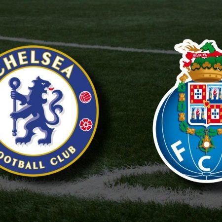 Apostas Chelsea x FC Porto Liga dos Campeões 13/04/21