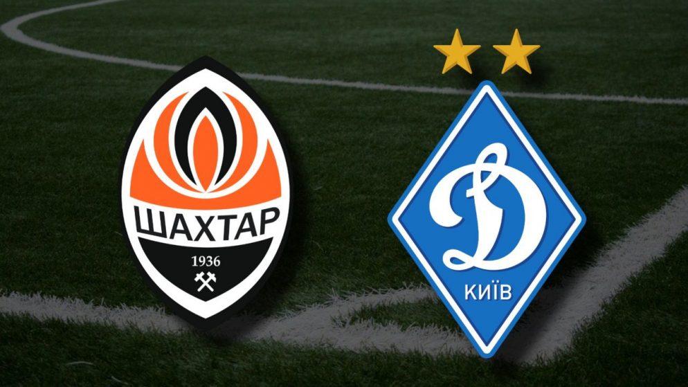Apostas Shakhtar Donetsk x Dínamo de Kiev Premier League 17/04/21