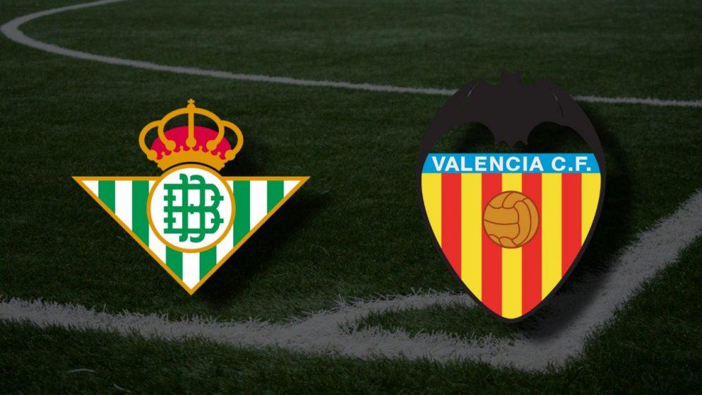Apostas Real Betis x Valencia La Liga 18/04/21