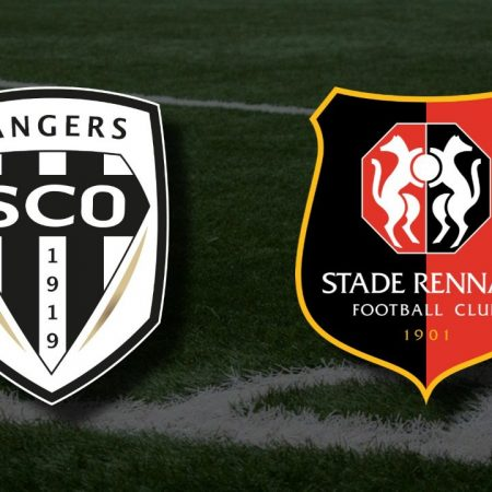 Apostas Angers x Rennes Ligue 1 17/04/21