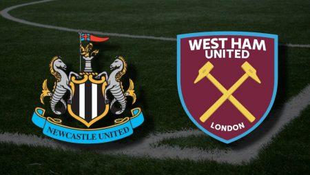 Apostas Newcastle x West Ham Premier League 17/04/21
