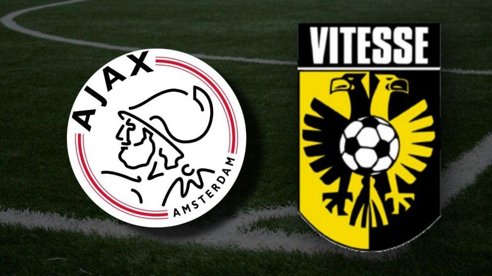 Apostas Ajax x Vitesse Final Copa da Holanda 18/04/21