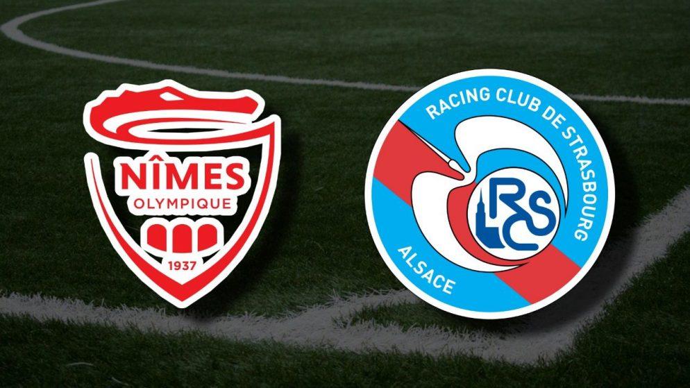 Apostas Nîmes Olympique x Strasbourg Ligue 1 18/04/21