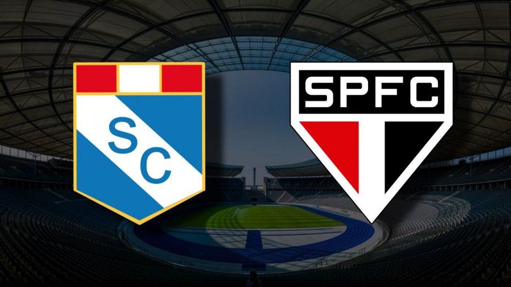 Apostas Sporting Cristal x São Paulo Libertadores da América 20/04/21