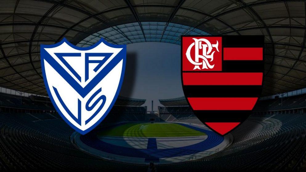 Apostas Vélez Sarsfield x Flamengo Libertadores da América 20/04/21