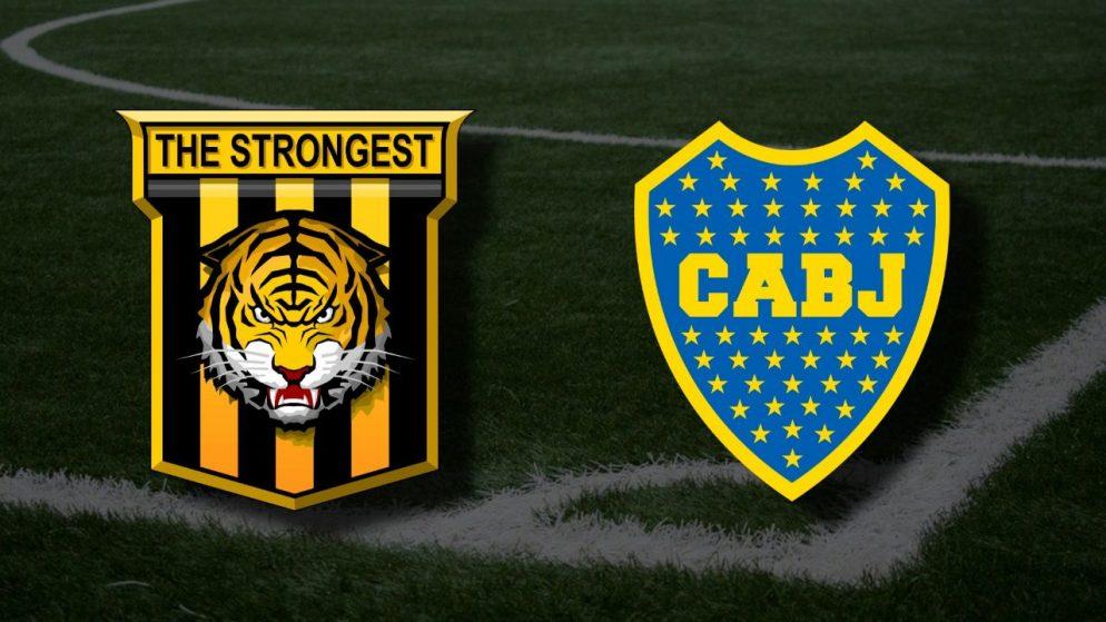 Apostas The Strongest x Boca Juniors Libertadores da América 21/04/21