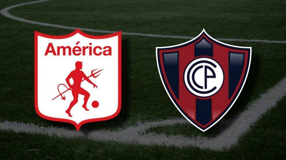 Apostas América de Cali x Cerro Porteño Libertadores da América 21/04/21