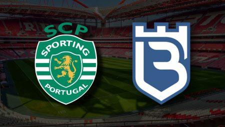 Apostas Sporting CP x Belenenses SAD Liga NOS 21/04/21