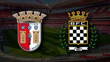 Apostas Sporting Braga x Boavista Liga NOS 21/04/21