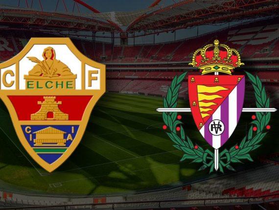 Apostas Elche CF x Real Valladolid La Liga 21/04/21