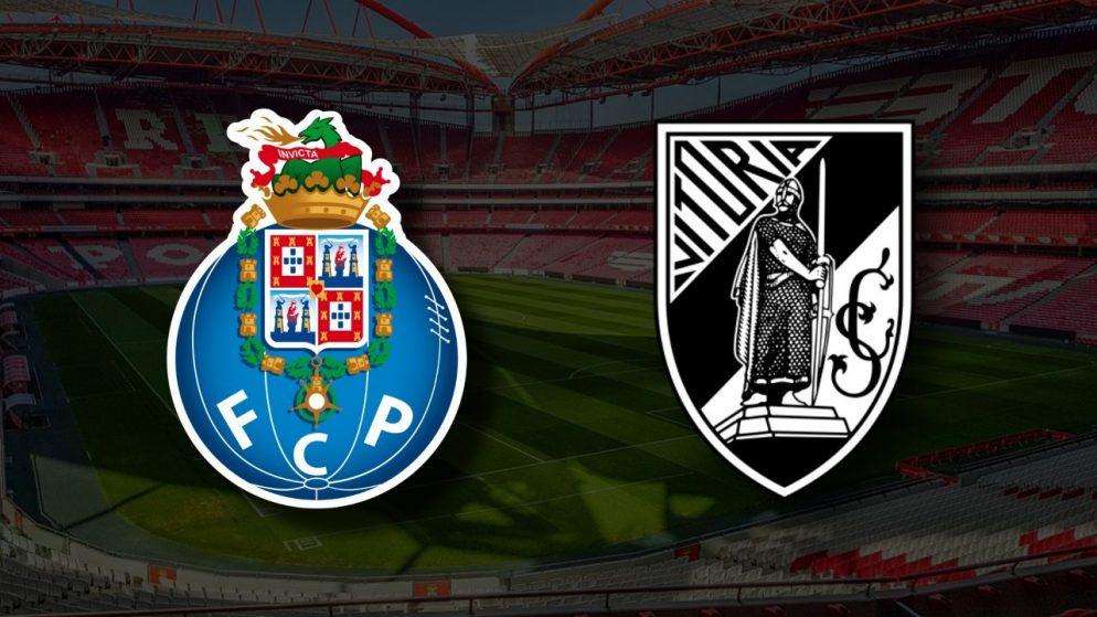 Apostas FC Porto x Vitória SC Liga NOS 22/04/21
