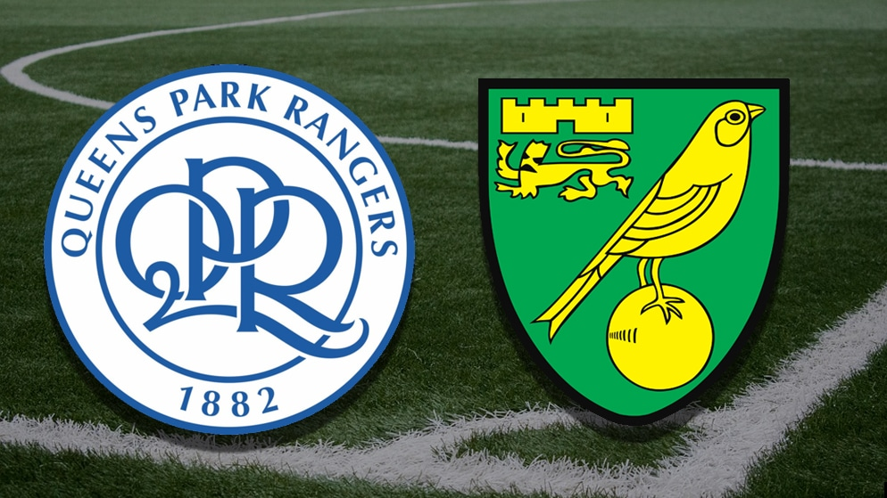 Apostas Queens Park Rangers x Norwich Championship 24/04/21