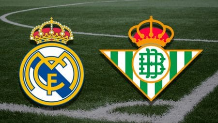 Apostas Real Madrid x Betis La Liga 24/04/21