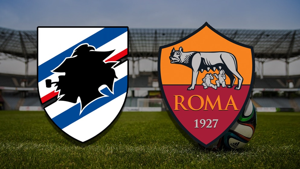 Apostas Sampdoria x Roma Serie A 02/05/21