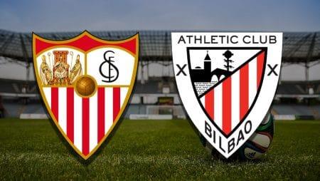 Apostas Sevilla x Athletic Bilbao La Liga 03/05/21