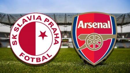 Apostas Slavia Praga x Arsenal Europa League 15/04/21
