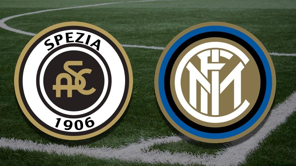 Apostas Spezia x Internazionale Serie A 21/04/21