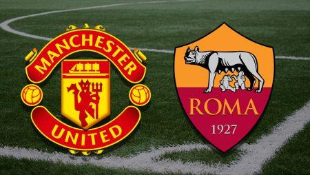 Apostas Manchester United x Roma Europa League 29/04/21