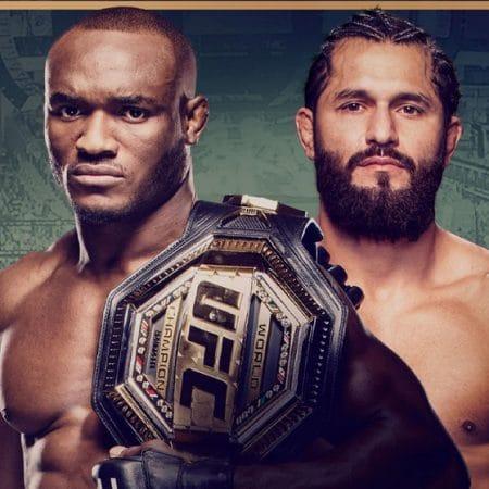 Apostas UFC 261 Usman x Masvidal 24/04/21