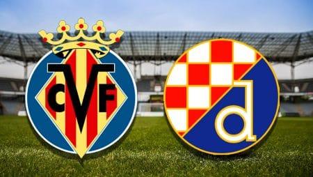 Apostas Villarreal x Dínamo Zagreb Europa League 15/04/21