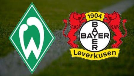 Apostas Werder Bremen x Bayer Leverkusen Bundesliga 08/05/21