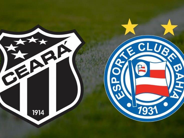 Apostas Ceará x Bahia Copa do Nordeste 08/05/21