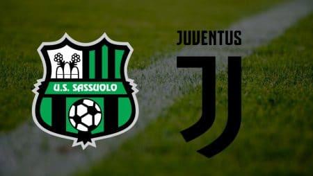 Apostas Sassuolo x Juventus Serie A 12/05/21