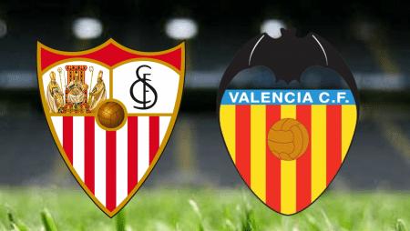 Apostas Sevilla x Valencia La Liga 12/05/21