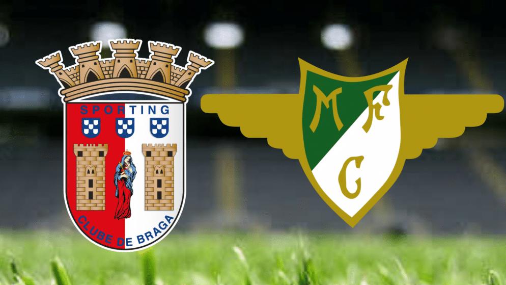 Apostas Braga x Moreirense Liga NOS 14/05/21
