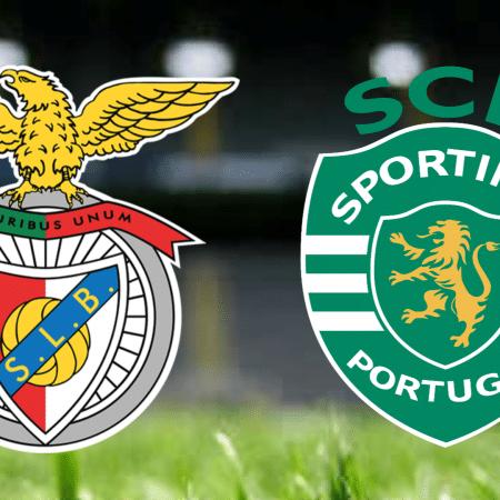 Apostas SL Benfica x Sporting CP Liga NOS 15/05/21