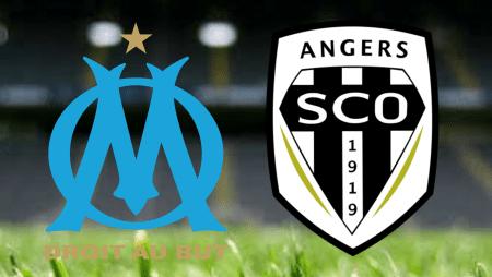 Apostas Olympique de Marseille x Angers Ligue 1 16/05/21
