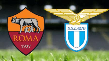 Apostas Roma x Lazio Serie A 15/05/21