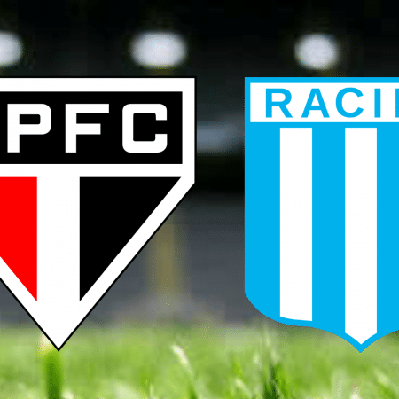 Apostas São Paulo x Racing Libertadores da América 18/05/21