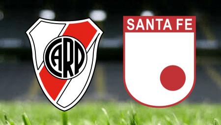 Apostas River Plate x Independiente Santa Fe Copa Libertadores 19/05/21