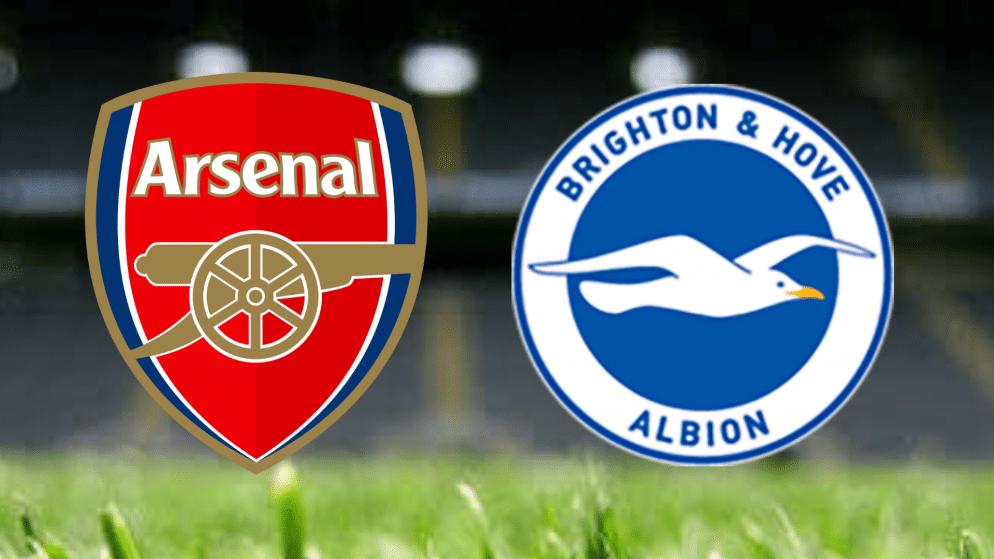 Apostas Arsenal x Brighton Premier League 23/05/21