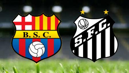 Apostas Barcelona SC x Santos Libertadores da América 26/05/21
