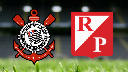 Apostas Corinthians x River Plate-PAR Copa Sul-Americana 26/05/21