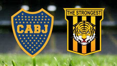 Apostas Boca Juniors x The Strongest Libertadores da América 26/05/21